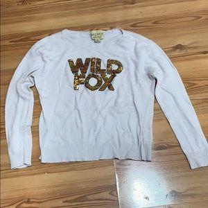WildFox Sweater Size Medium